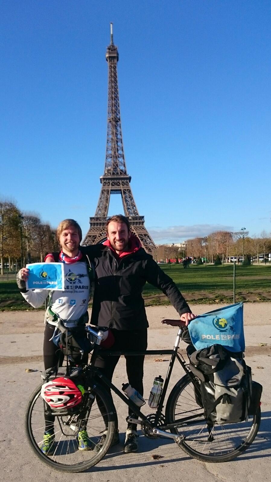 Pole to Paris