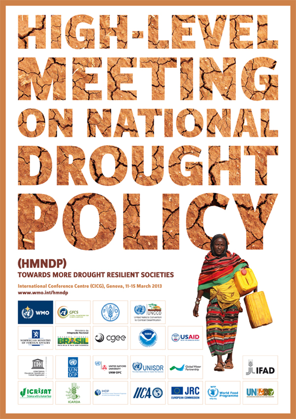 High-Level Meeting on National Drought Policy (HMNDP)