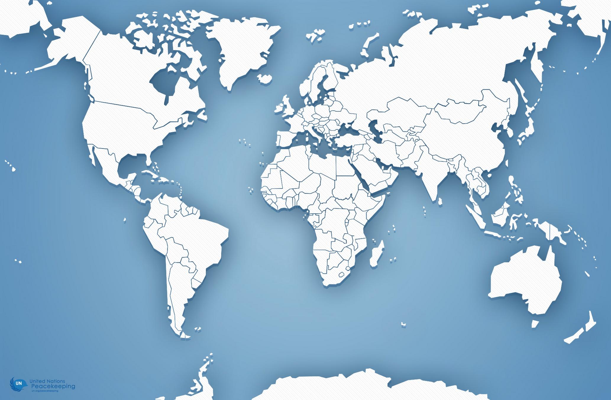 UN Map
