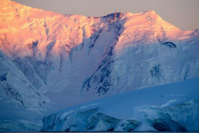 Polar and high-mountain regions