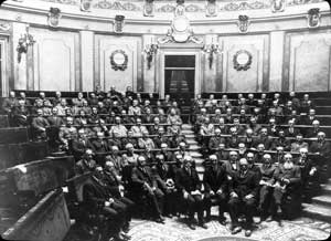 first meteorological conference