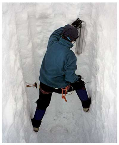 snow density measures