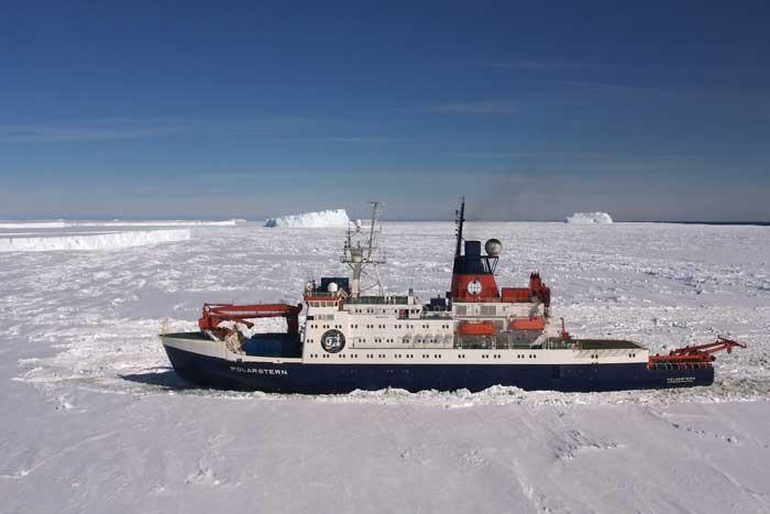 Polarstern ship