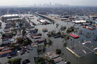 flooding after Katrina