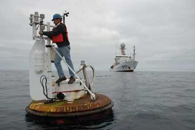 tsunami buoy