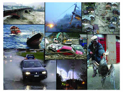 mosaic of disasters