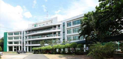 Pagasa Central Office building