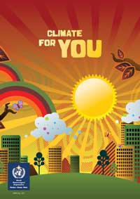 World Meteorological day poster 2011