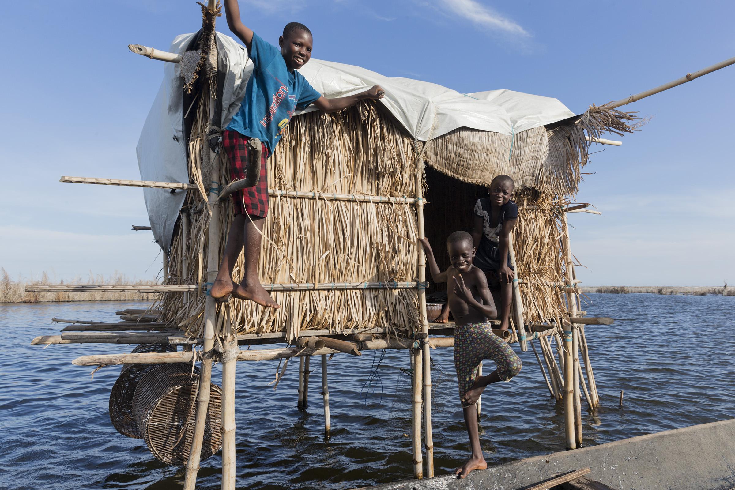 Ganvie, Benin. Photo: Iwan Baan