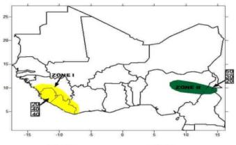 Prévisions Climatiques Saisonnières  pour les pays du Golfe de Guinée PRESAGG / WMO