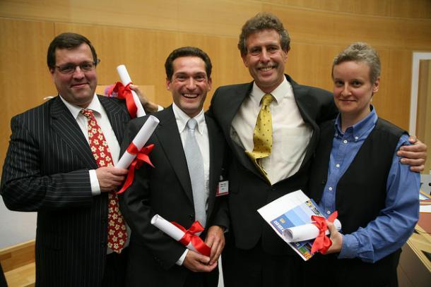 Norbert Gerbier-Mumm International Award