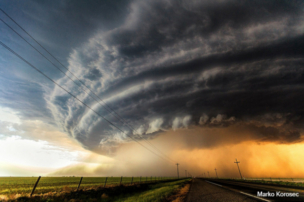 Marko Korosec/Chased by the Storm