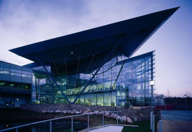Met Office Headquarters in Exeter © UK Met Office