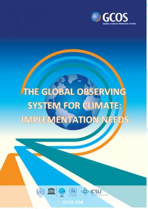 GCOS Implementation Plan