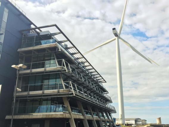 OrbisEnergy, Lowestoft UK, innovation center for offshore renewable energy