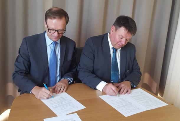SMHI and WMO to increase cooperation on international development