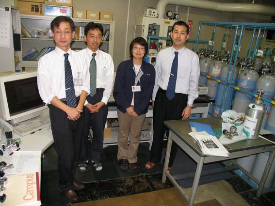 WMO Quality Management Framework in the laboratory of Japan Meteorological Agency Japan