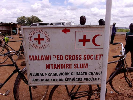 Voluntary Cooperation Programme GFCS-funded Red Cross community project Malawi
