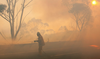 Bushfire/Quarrie Photography
