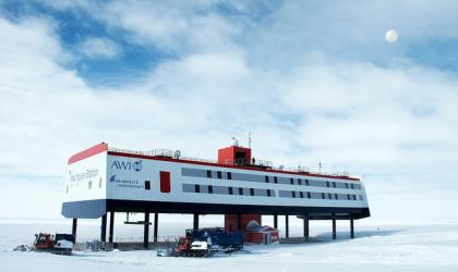 GAW Global Station, Antarctica, Neumayer
