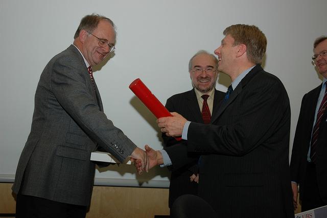 Professor Dr Vilho Väisälä Awards