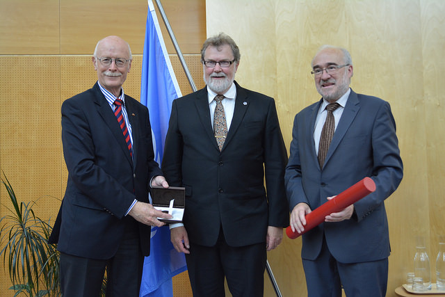 International Meteorological Organization (IMO) Prize