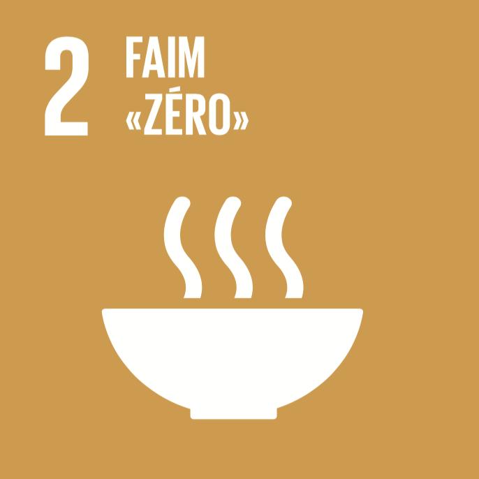 2 objectifs de développement durable
