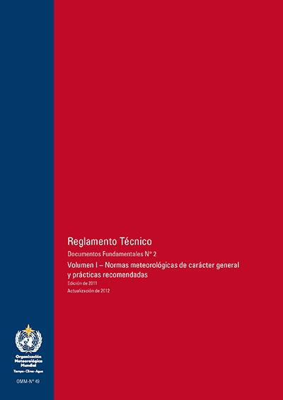 Reglamento Técnico – OMM–Nº 49