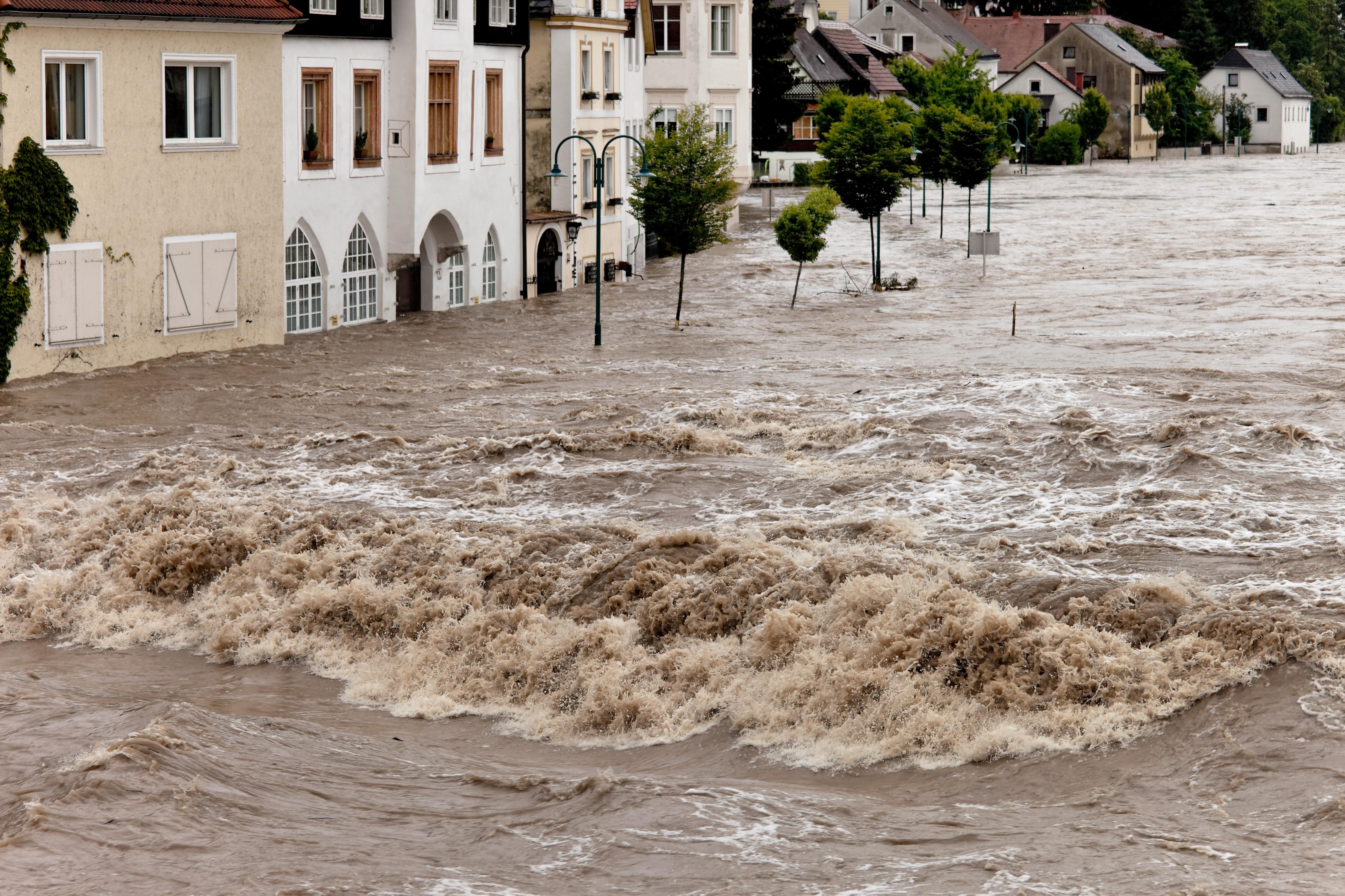 Austria flooding/GWP