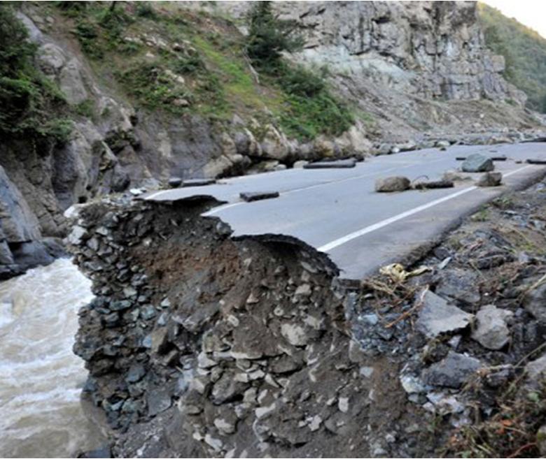 Flash Flood in Turkey