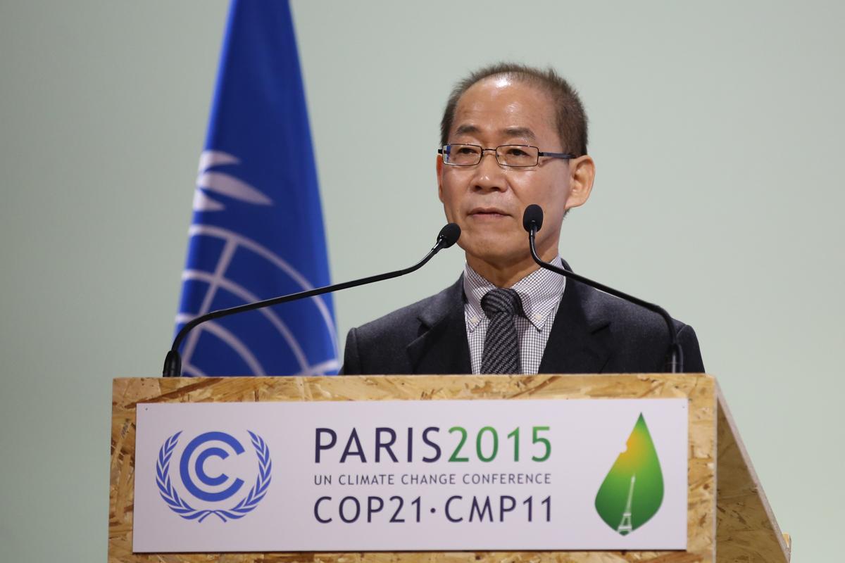 IPCC Chair COP21
