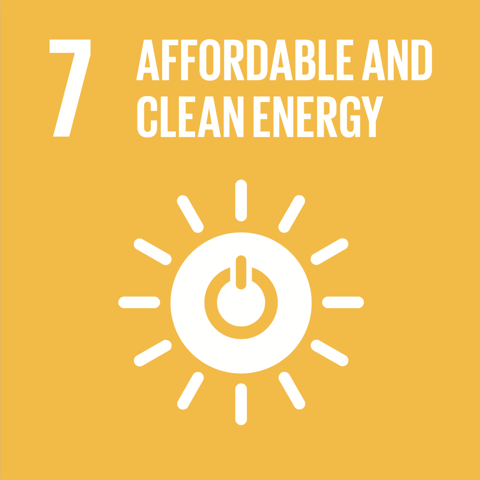 Sustainable Development Goal 7
