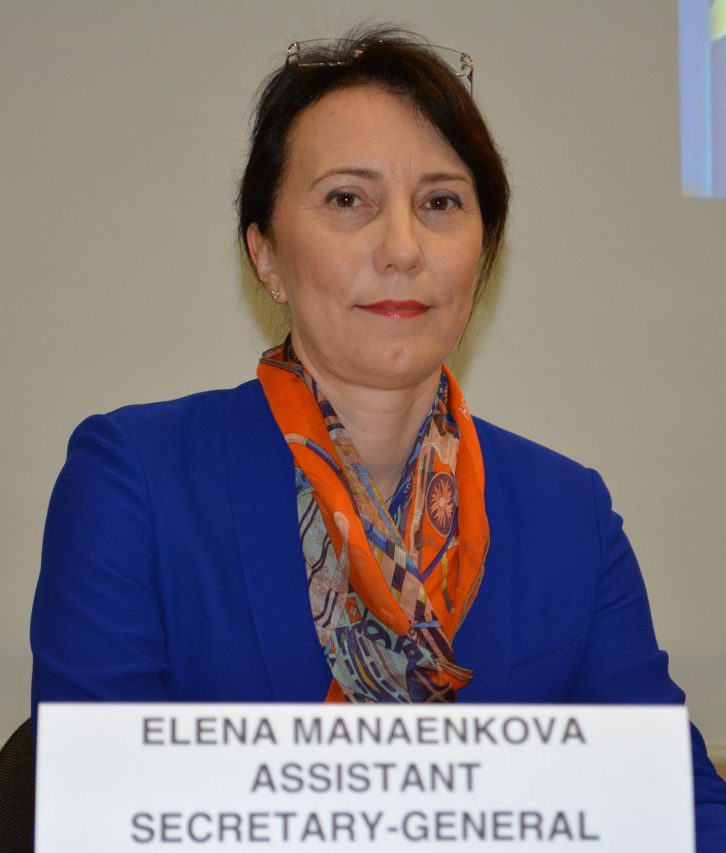 Elena Manaenkova