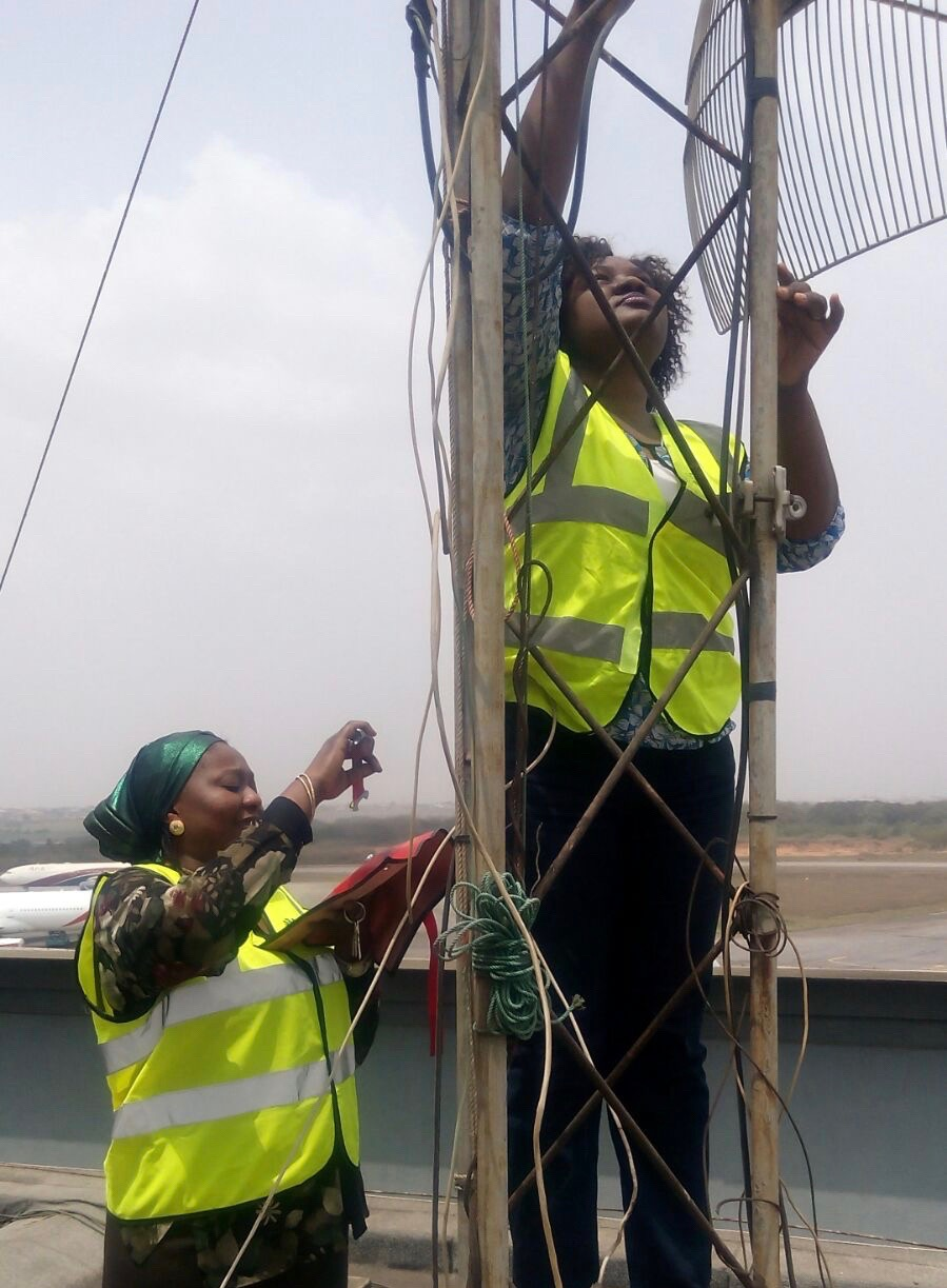 Women in Meteorology_Aeromet Engineers