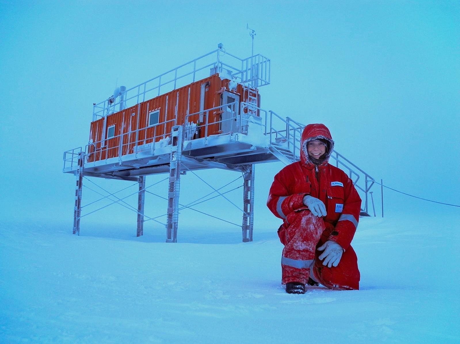 Women in Meteorology_Air Chemist
