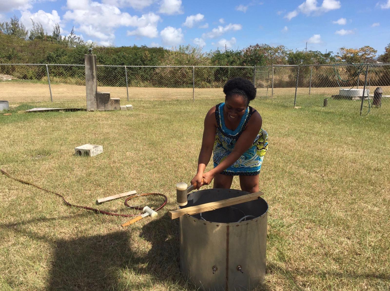 Women in Meteorology_Practical Infiltration