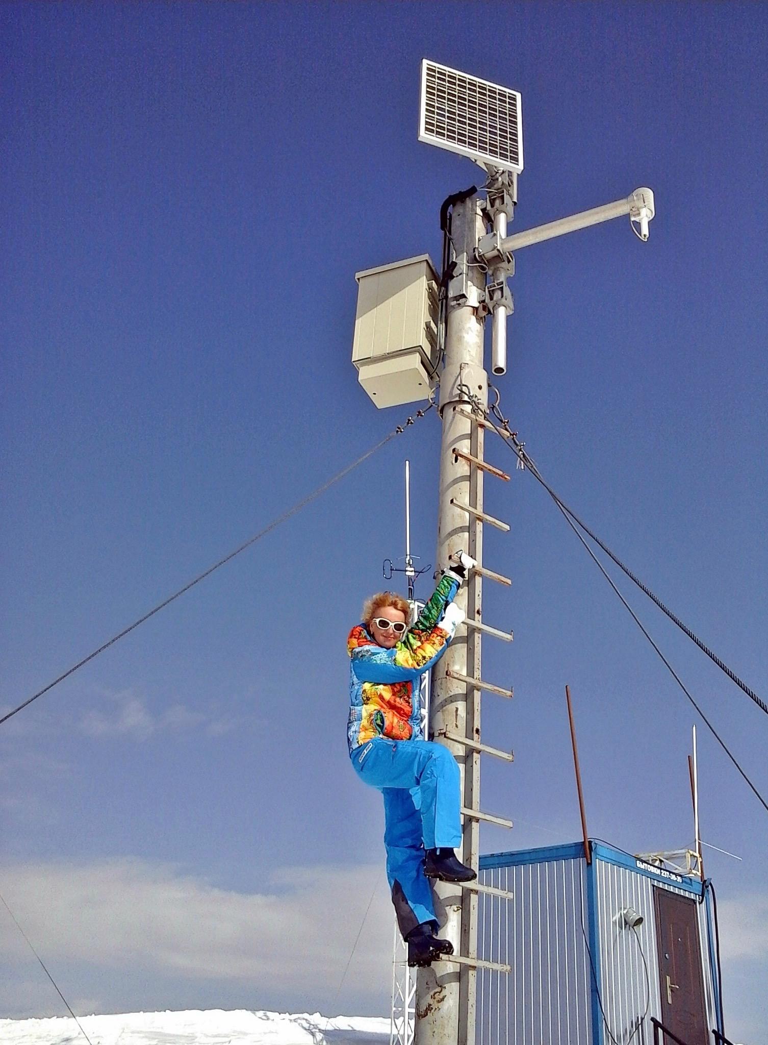 Women in Meteorology_Sochi 2015