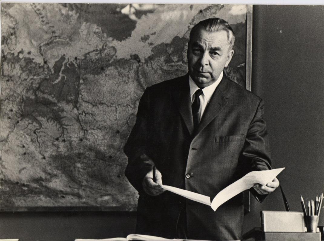 Evgeny Konstantinovich Fedorov