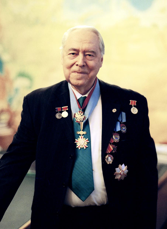 Yuri Antonievich Izrael