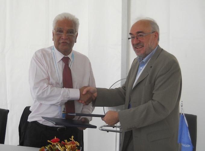 WMO/Partnerships