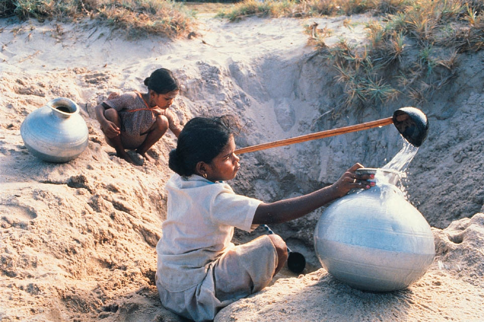 Drought / Global Water Partnership / Flickr