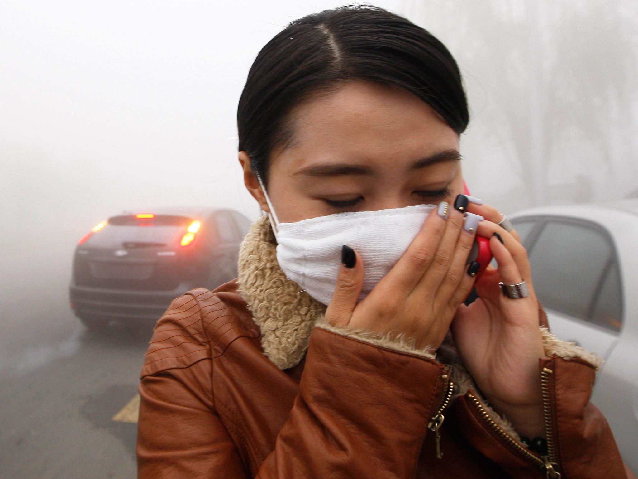 Aerosol Pollution / WMO