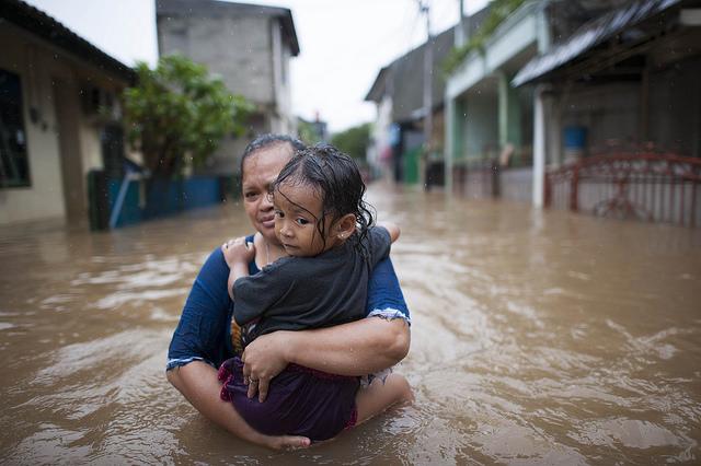 WMO Banjir Jakarta