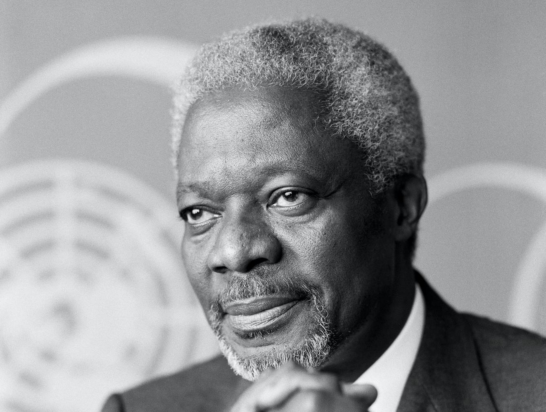 Obituary: Kofi Annan (1938-2018)