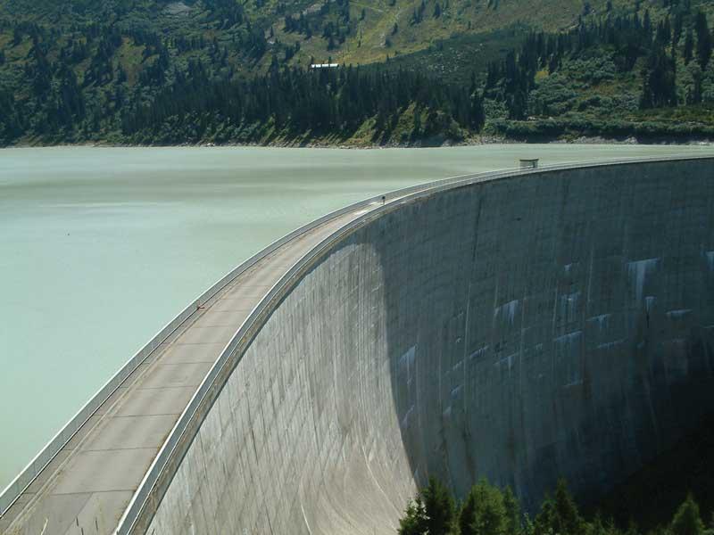 dam in Austria, Europe