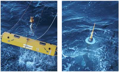 deployment of argo float