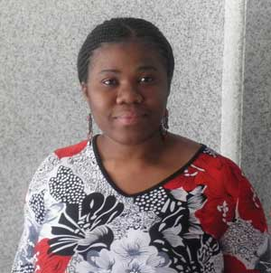 Ms Irene Bernard Kalumbete