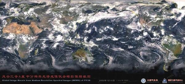 Satellite observation