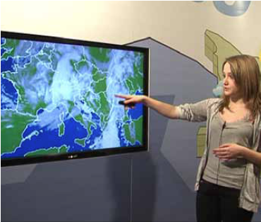 Learning about weather at LaMMA