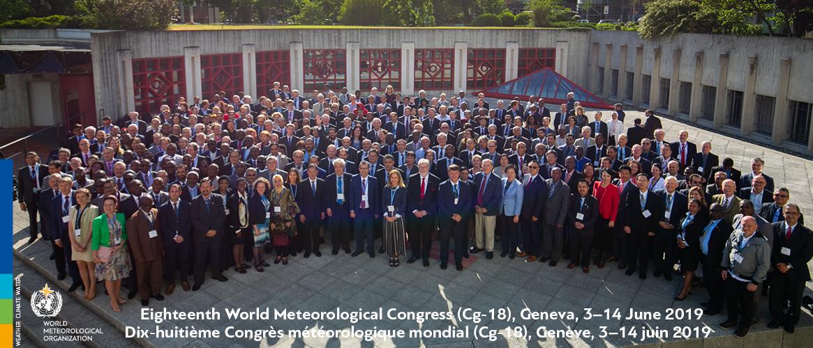 Eighteenth World Meteorological Congress (Cg-18)